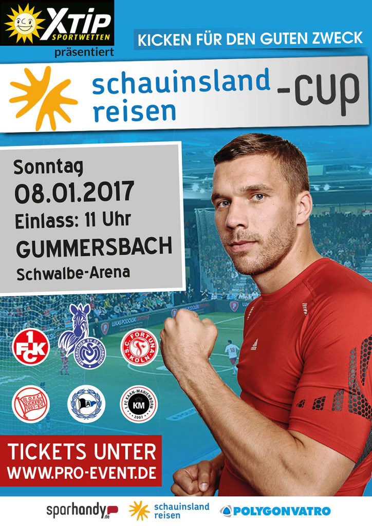 SchauinslandReisen-Cup Plakat